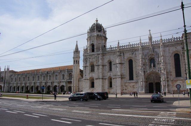 Монастырь Жеронимуш, Лиссабон, Португалия