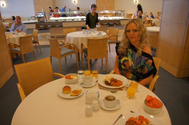 Завтрак съешь сам, отель Sana 4*, Лиссабон