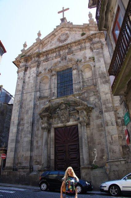 Церковь Носса-Сеньора-да-Витория, Порту