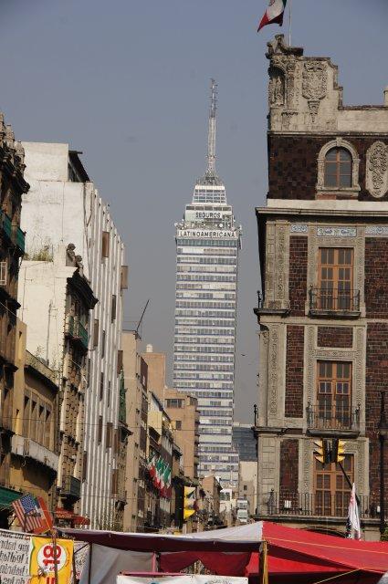 Башня Латино-Американа, Мехико