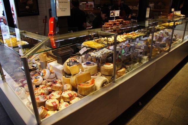 Рынок Сан Мигель в Мадриде