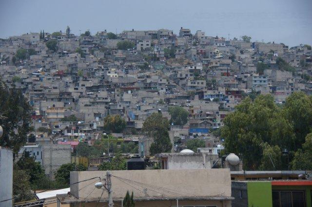Трущобы Мехико, Мексика