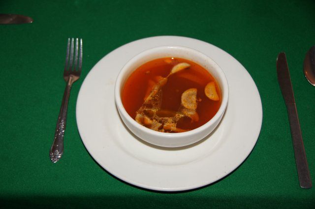 Суп из кактуса, Мексика