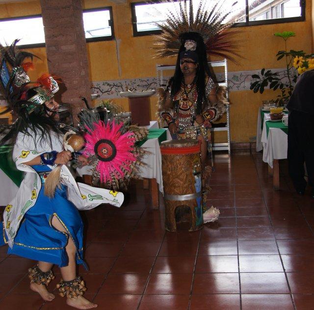 Индейские танцы, Мексика