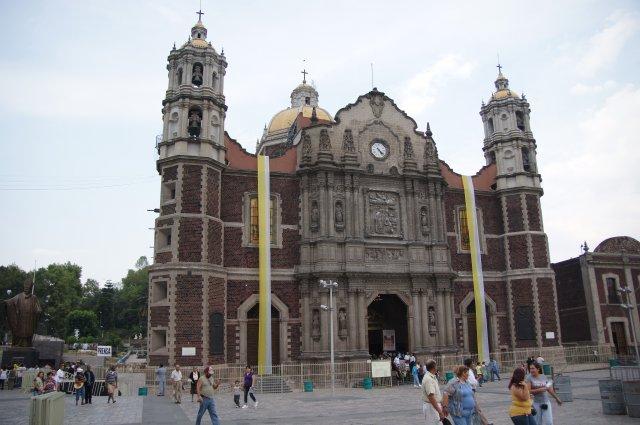 Церковь Девы Марии Гваделупской, Мехико