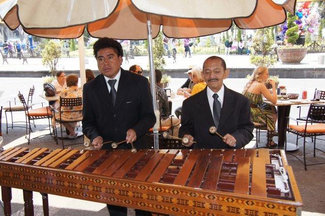 Мексиканские музыканты, Пуэбла
