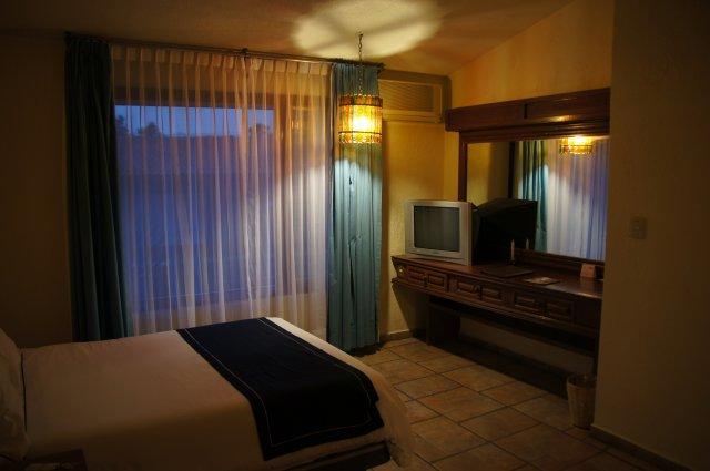 Номер в отеле, Оахака, Мексика