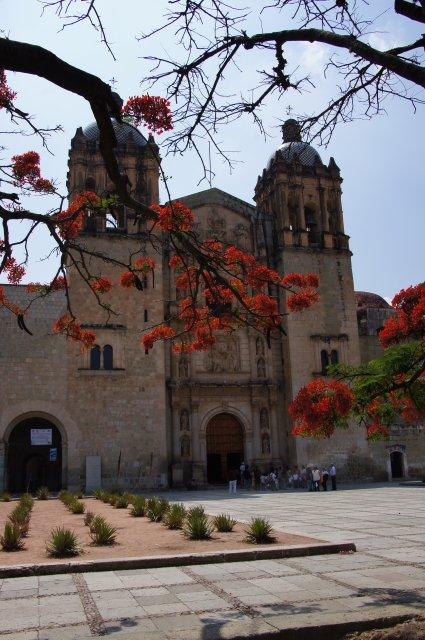 Храм Санто-Доминго в Оахаке, Мексика