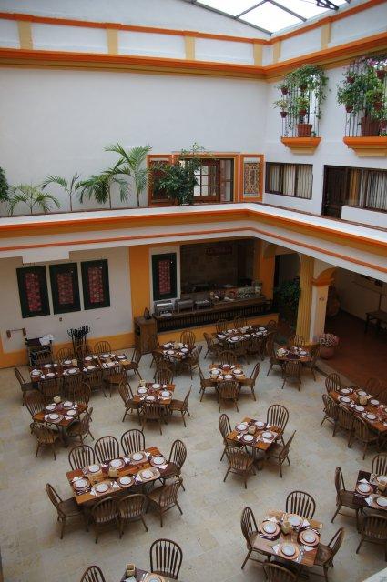 Отель в Сан-Кристобале, Мексика