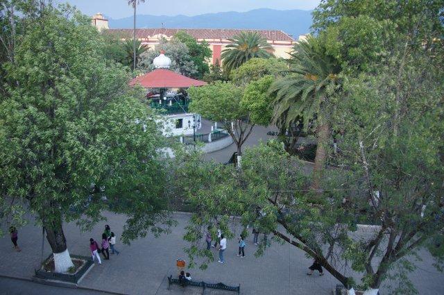 Вид из отеля, Сан-Кристобаль, Мексика