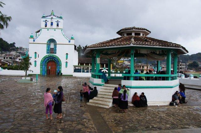 Церковь Святого Хуана Баутиста, Чамула, Мексика