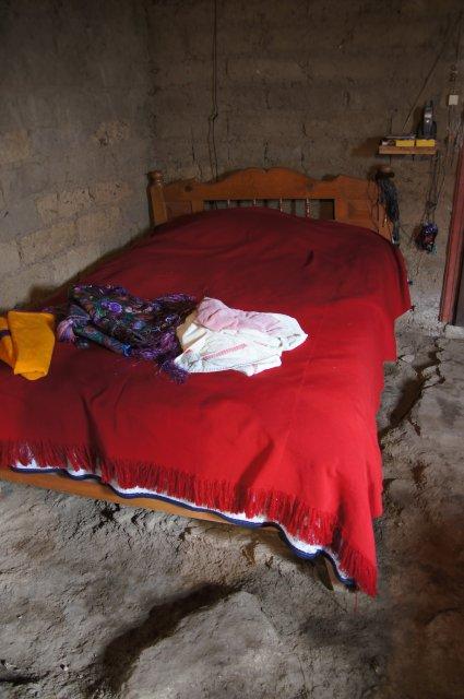 Дом Антонии, Чамула, Мексика