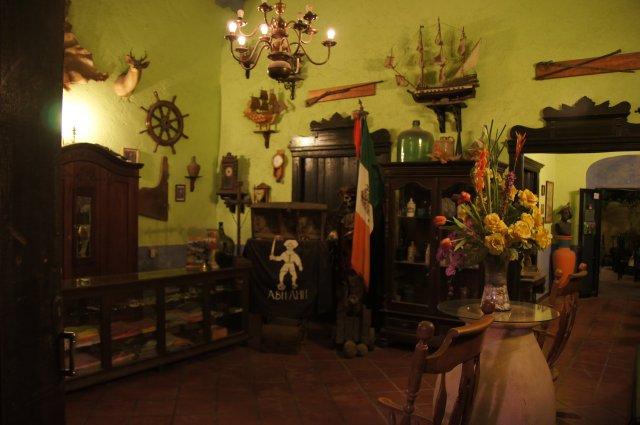 Магазин в Кампече, Мексика