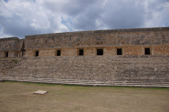 Дворец Губернатора, Ушмаль, Мексика