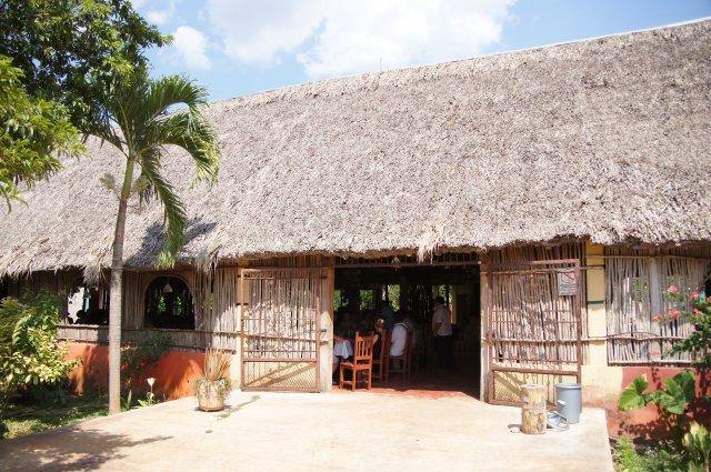 Ресторан-бар Halach Huinic, Мексика