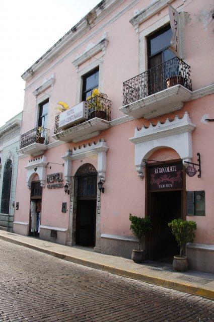 Кафе ki'Xocolatl, Мерида, Мексика