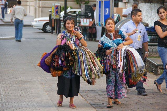 Местные жители, Мерида, Мексика