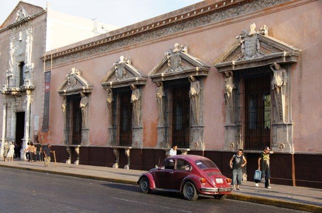 Мерида, Мексика