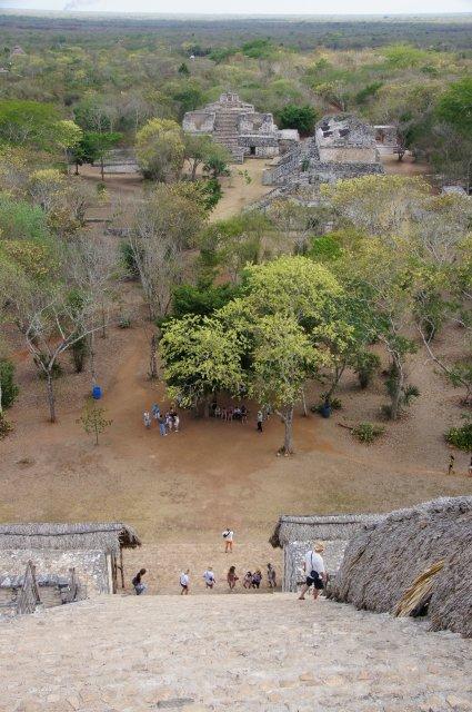 Археологическая зона Эк-Балам, Мексика