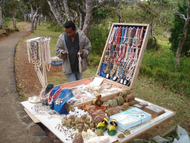 Сувениры, Маврикий