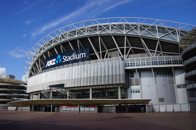Стадион Австралия
