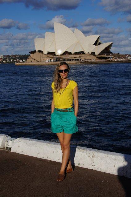 Сиднейская опера, Австралия