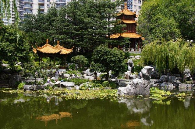 Китайский Сад Дружбы в Сиднее, Австралия