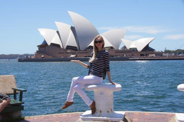 Сиднейская опера еще раз и не один