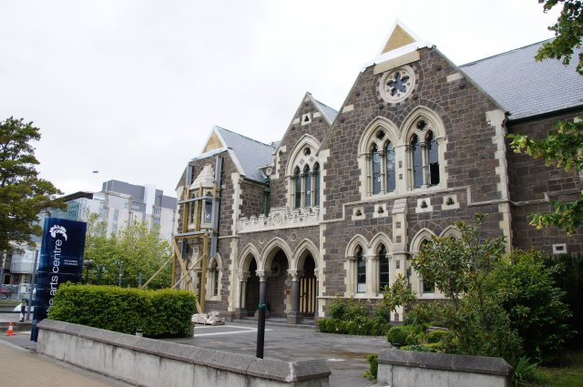 Крайстчерч, Новая Зеландия