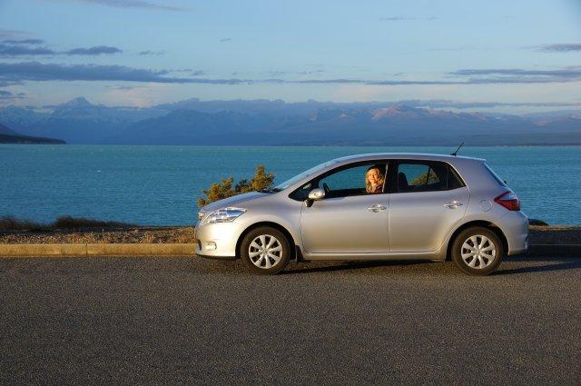 Автопутешествие по Новой Зеландии на Toyota Corolla