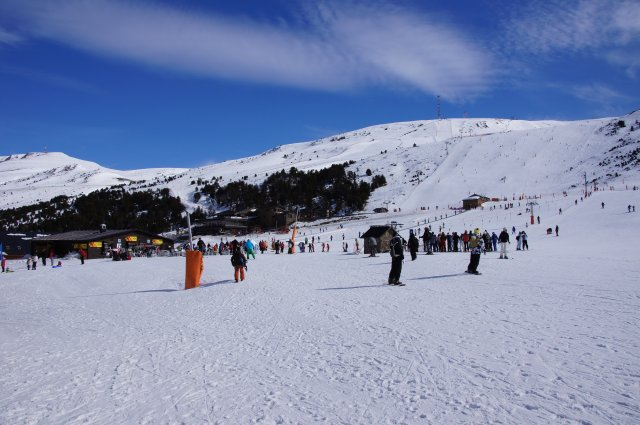 Горнолыжные склоны Андорры