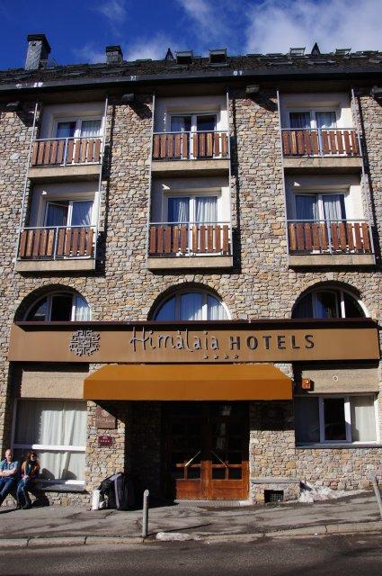 Отель Himalaya Pas 4*, Андорра