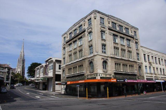 Данидин, Новая Зеландия