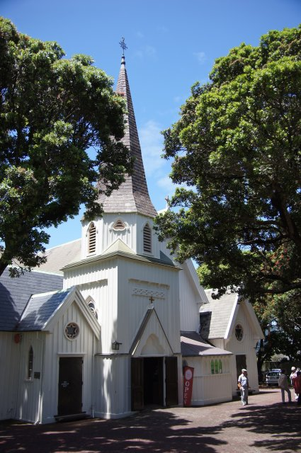 Церковь св. Павла, Веллингтон, Новая Зеландия