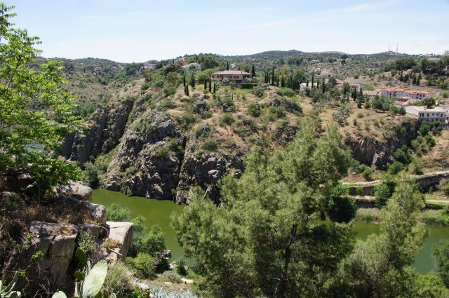 Пейзажи Толедо, Испания