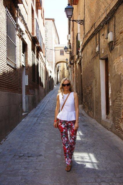 Улочки Толедо, Испания