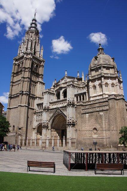 Кафедральный собор в Толедо, Испания