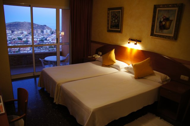 Номер в отеле La Cumbra, Пуэрто-де-Масаррон, Испания
