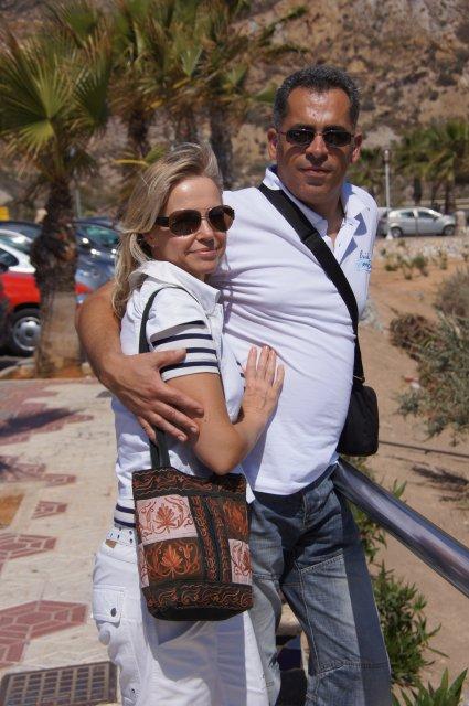 Елена и Франсиско - мои дорогие друзья в Испании. Спасибо за гостеприимство