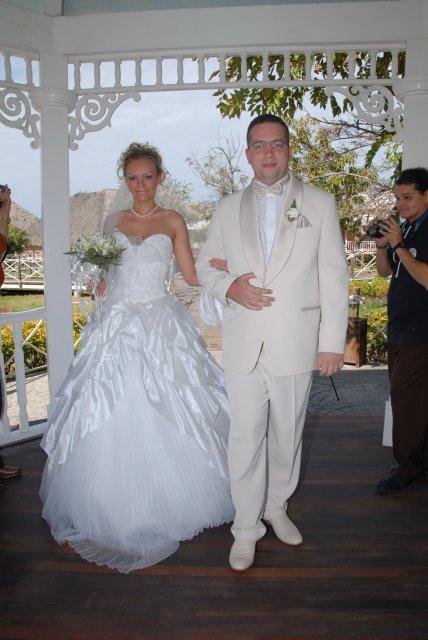 Жених и невеста, Sandals Royal Hicacos, Куба