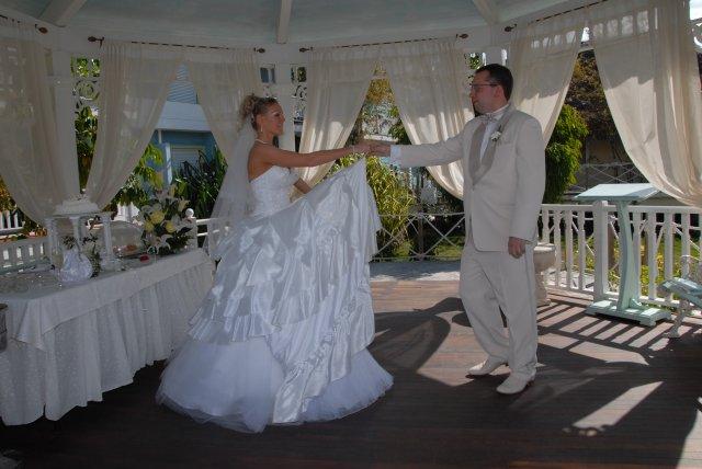 Свадебный танец, Sandals Royal Hicacos 5*, Варадеро