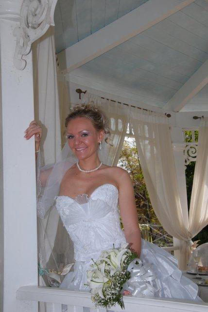 Невеста, свадьба на Кубе
