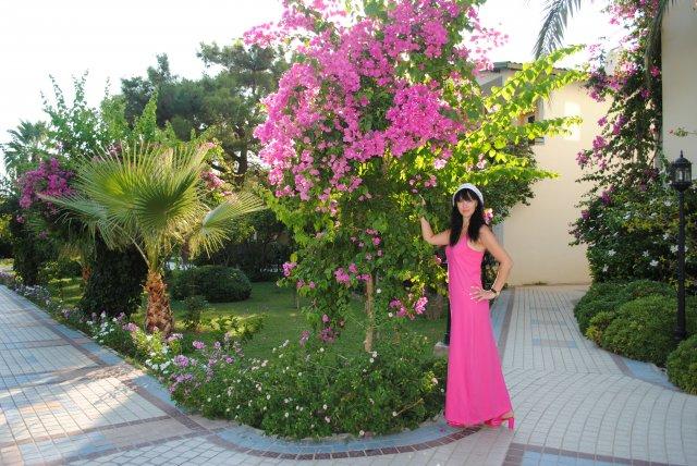 Территория отеля Vera Club Hotel TMT 5*, Бодрум, Турция