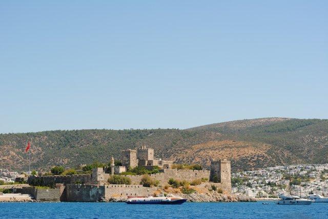 Бодрумская крепость, Турция