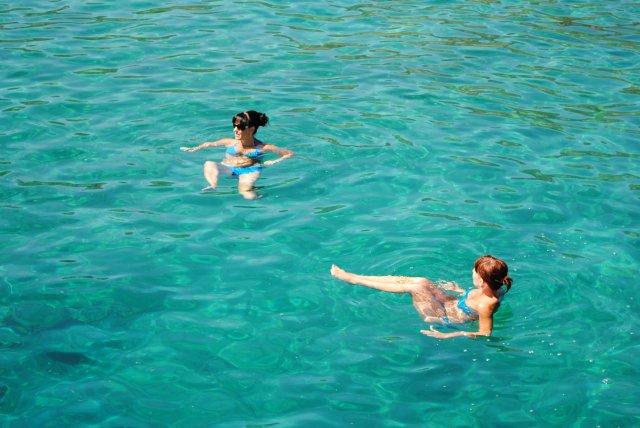 Чистейшая вода Эгейского моря, Турция