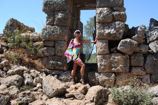 Остров Клеопатры, Греция