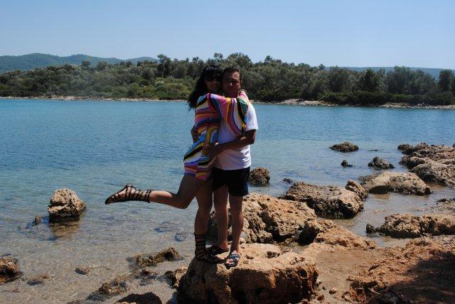 Остров Клеопатры, Турция
