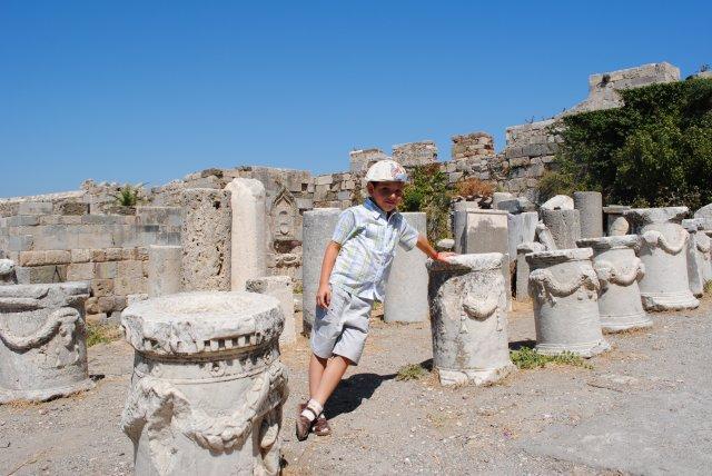 Крепость Иоаннитов, о. Кос, Греция