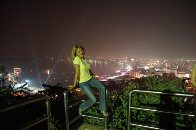 Ночная Паттайя, Таиланд