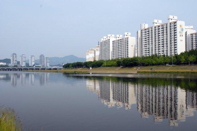 Тэджон, Южная Корея
